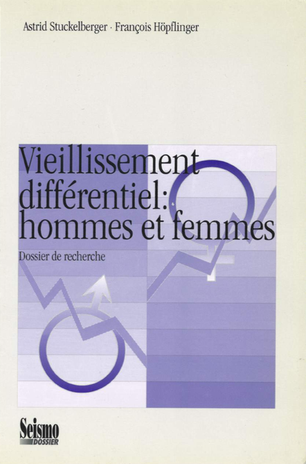 Vieillissement différentiel: hommes et femmes