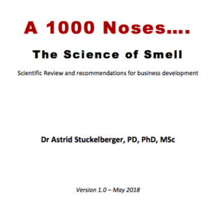 A 1000 Noses…. The Science of Smell